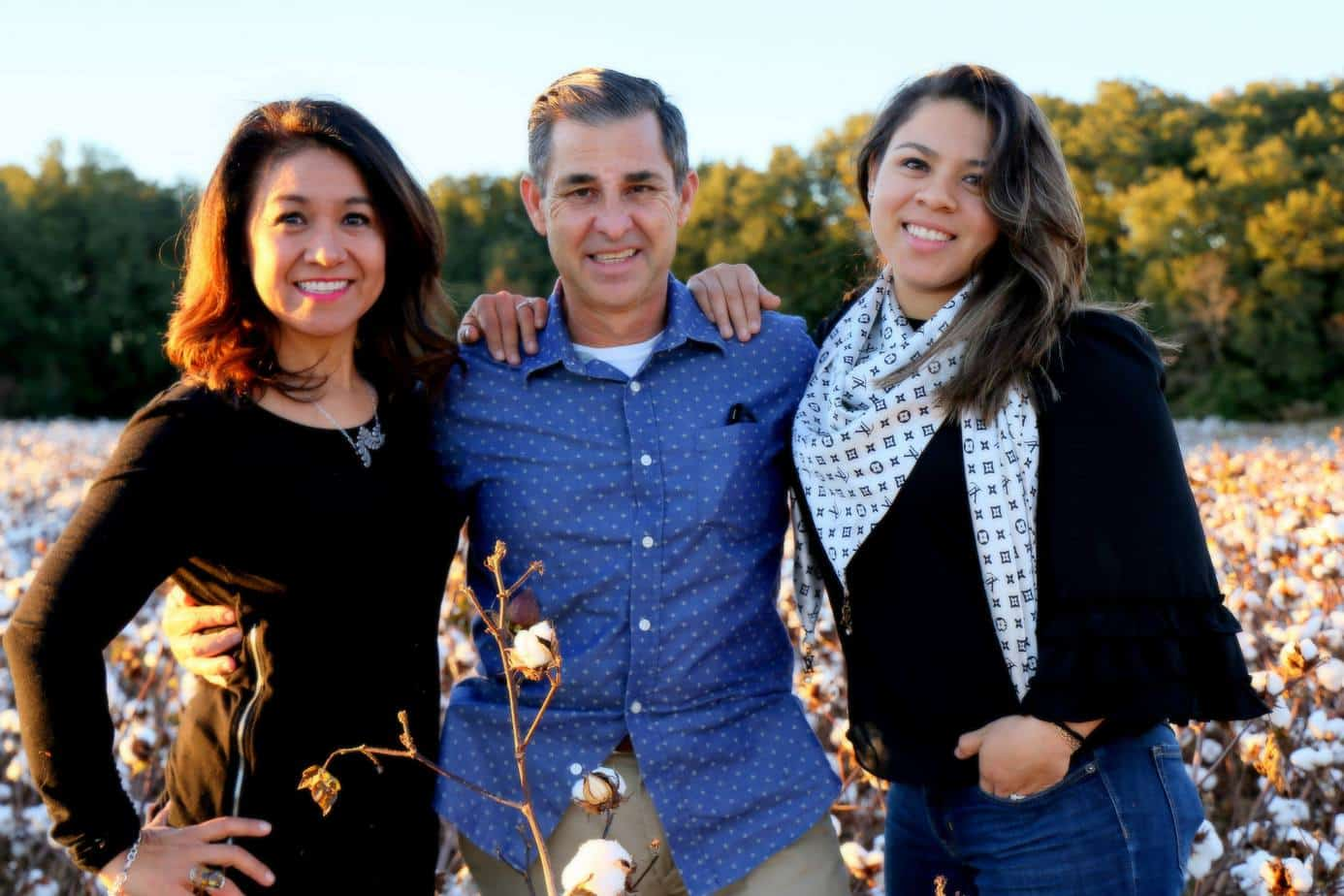 Ed, Ana & Cristi 's vision is to fulfill God's vision to Declare His Glory among the nations, His marvelous works among all the peoples!